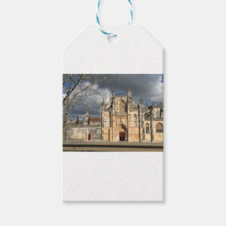 Portuguese castle pack of gift tags