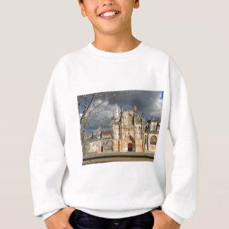 Portuguese castle sweatshirt