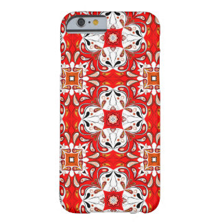 Portuguese Ceramic Tile Pattern Barely There iPhone 6 Case