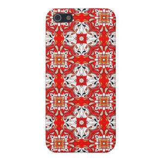 Portuguese Ceramic Tile Pattern Case For The iPhone 5