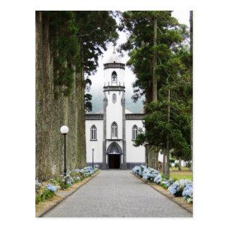 Portuguese Church Postcards
