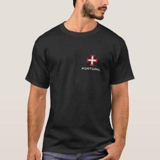 Portuguese* Cross Shirt  Camisa com Cruz de Cristo