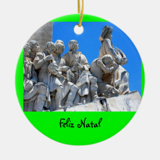 Portuguese Discoveries* Christmas Ornament
