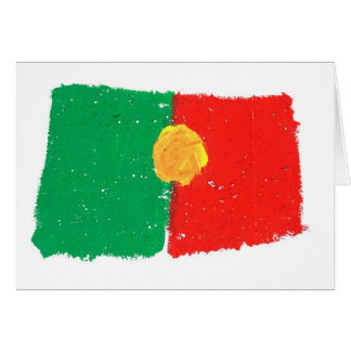 Portuguese Flag Cards