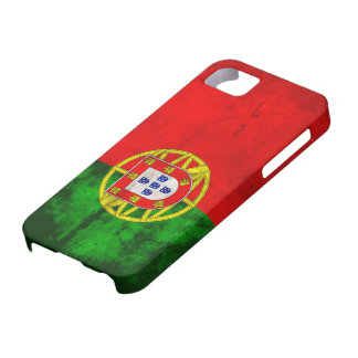 Portuguese Flag iPhone 5 Covers