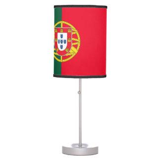 Portuguese flag quality table lamp
