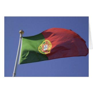 Portuguese Flag RF) Cards