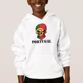 Portuguese Flag Skull Portugal