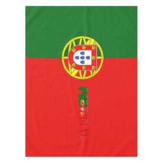 Portuguese flag tablecloth