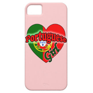Portuguese Girl Case For The iPhone 5