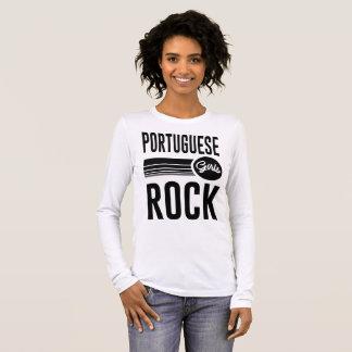 portuguese girls rock long sleeve T-Shirt
