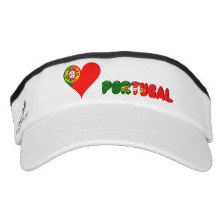 Portuguese heart visor