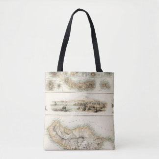 Portuguese Islands in the Atlantic Ocean Tote Bag