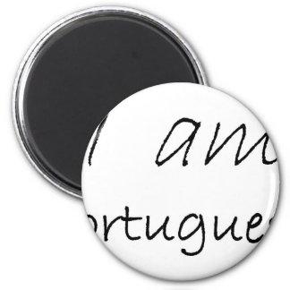 Portuguese.jpg 2 Inch Round Magnet