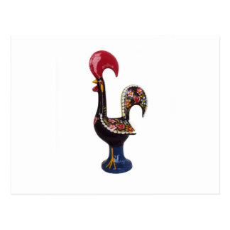 Portuguese Lucky Rooster Post Cards