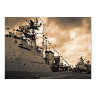 Portuguese Navy frigates Card