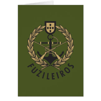 "Portuguese Navy Marines ""Fuzileiros"" Cards"