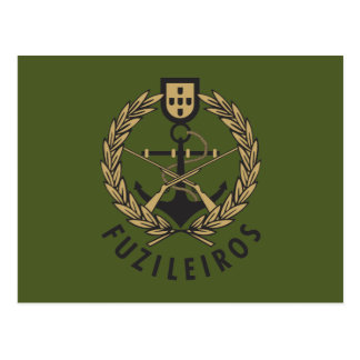 "Portuguese Navy Marines ""Fuzileiros"" Post Cards"