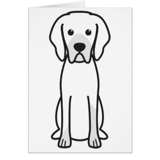 Portuguese Pointer Greeting Cards