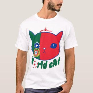 Portuguese porutoniyaru T-Shirt