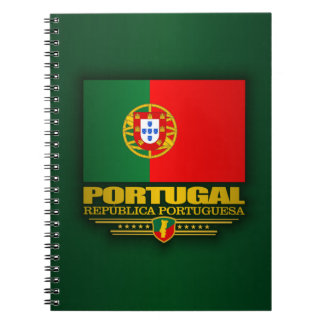 Portuguese Pride Notebook