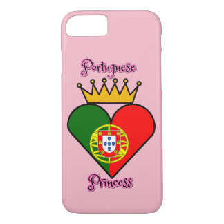 Portuguese Princess iPhone 7 Case