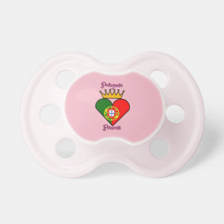 Portuguese Princess Pacifier
