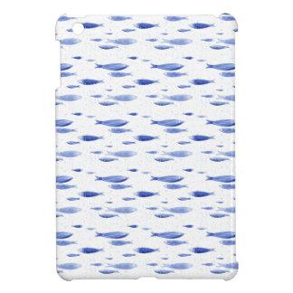 Portuguese Sardines iPad Mini Cover