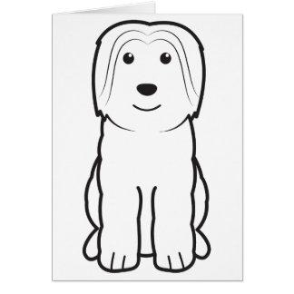 Portuguese Sheepdog Cards