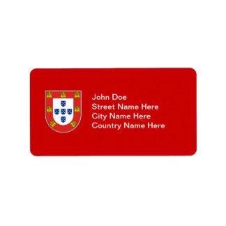 Portuguese shield
