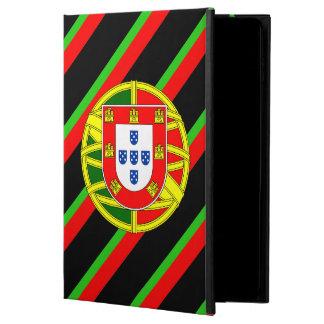 Portuguese stripes flag powis iPad air 2 case