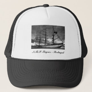 Portuguese tall ship hat