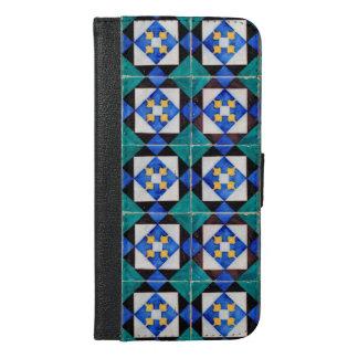 Portuguese Tiles iPhone Wallet Case