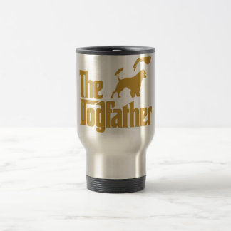 Portuguese Water Dog 15 Oz Stainless Steel Travel Mug