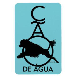 Portuguese Water Dog Diving Cao de Agua Magnet
