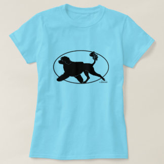 Portuguese Water Dog Gaiting Lion T-Shirt