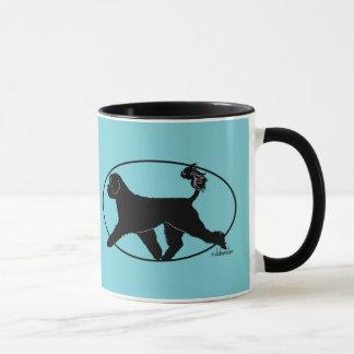 Portuguese Water Dog Gaiting Retriever Mug