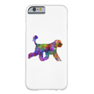 Portuguese Water Dog in watercolor Barely There iPhone 6 Case