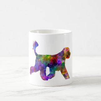 Portuguese Water Dog in watercolor Coffee Mug