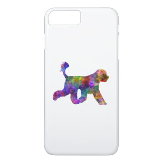 Portuguese Water Dog in watercolor iPhone 7 Plus Case
