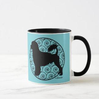 Portuguese Water Dog Lion Waves Mug