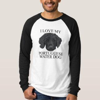 PORTUGUESE WATER DOG Love! T-Shirt