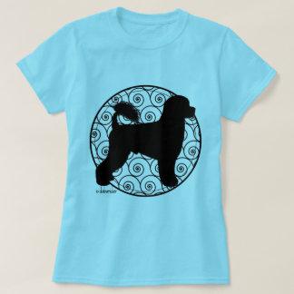 Portuguese Water Dog Retriever Waves T-Shirt
