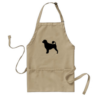Portuguese Water Dog Standard Apron