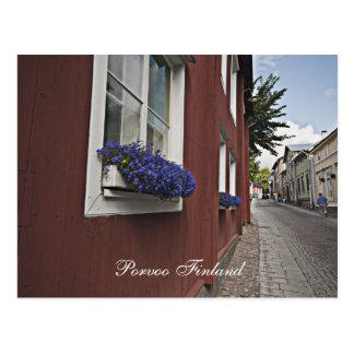 Porvoo Finland Postcard