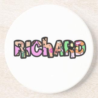 Posavasos Richard Coaster
