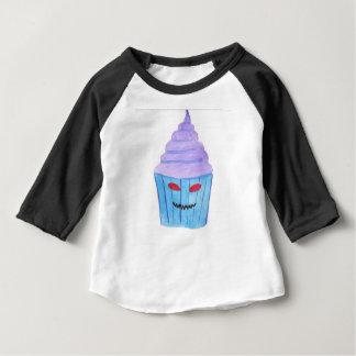 Posessed Cupcake Baby T-Shirt