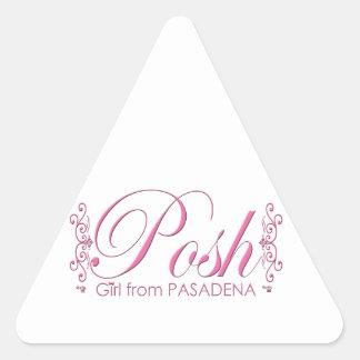 Posh Girl From PASADENA Stickers