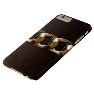 Posh Gold Belted IPhone 6 Plus Case