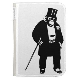 Posh Monkey Kindle Case Sleeve